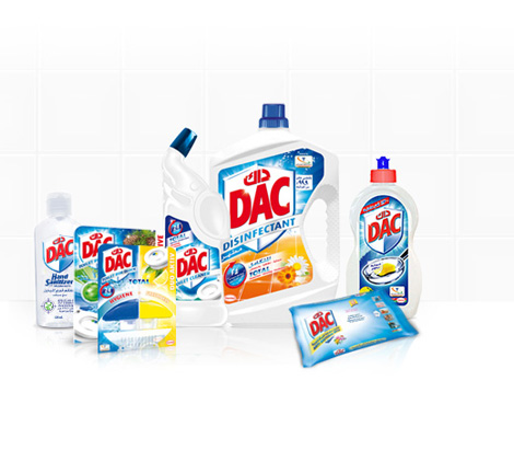 Dac Disinfectant Contact Us